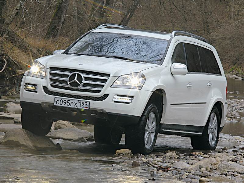 """Mercedes-Benz GL"""