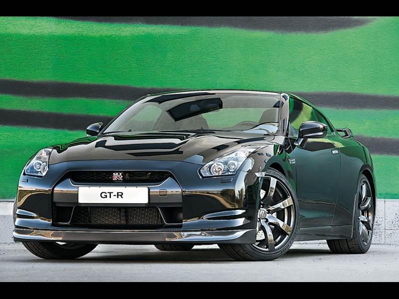 """Новый Nissan GT-R - """"Nissan GT-R"""""""
