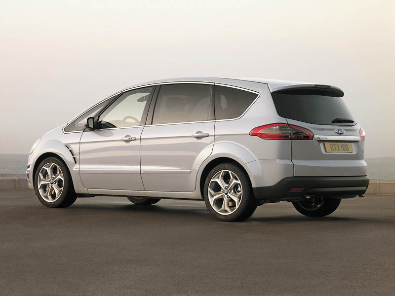 Новый Ford Galaxy - Скромная роскошь