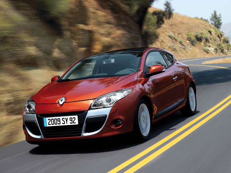 "Новый Renault Megane - ""Renault Megane Coupe"""