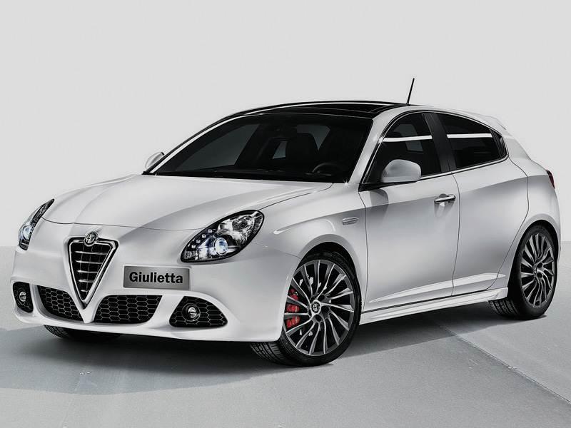 Новый Alfa Romeo Giulietta - На третий круг
