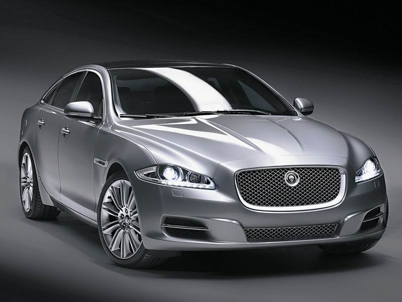 Новый Jaguar XJ - Jaguar XJ