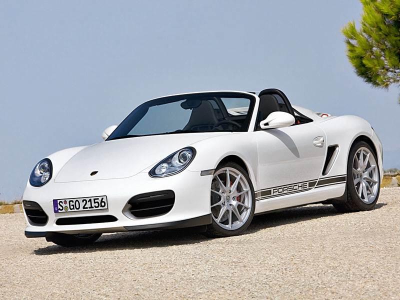Новый Porsche Boxster - Почти как раньше