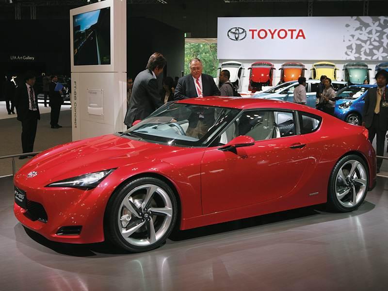 Международное Токийское автошоу 2009: концепткары