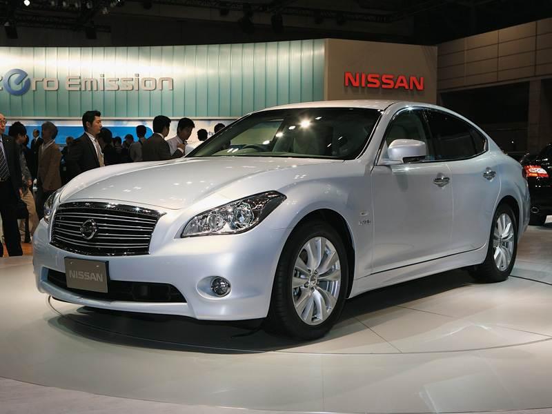 Международное Токийское автошоу 2009: легковые автомобили