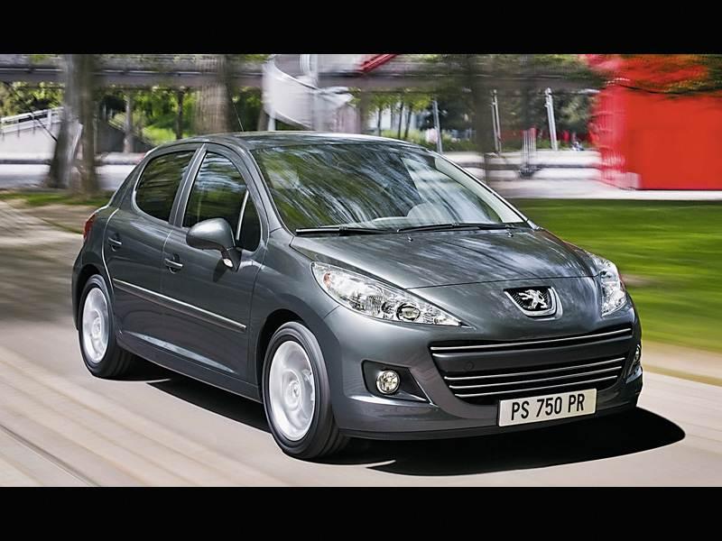 Новый Peugeot 207 - Peugeot 207