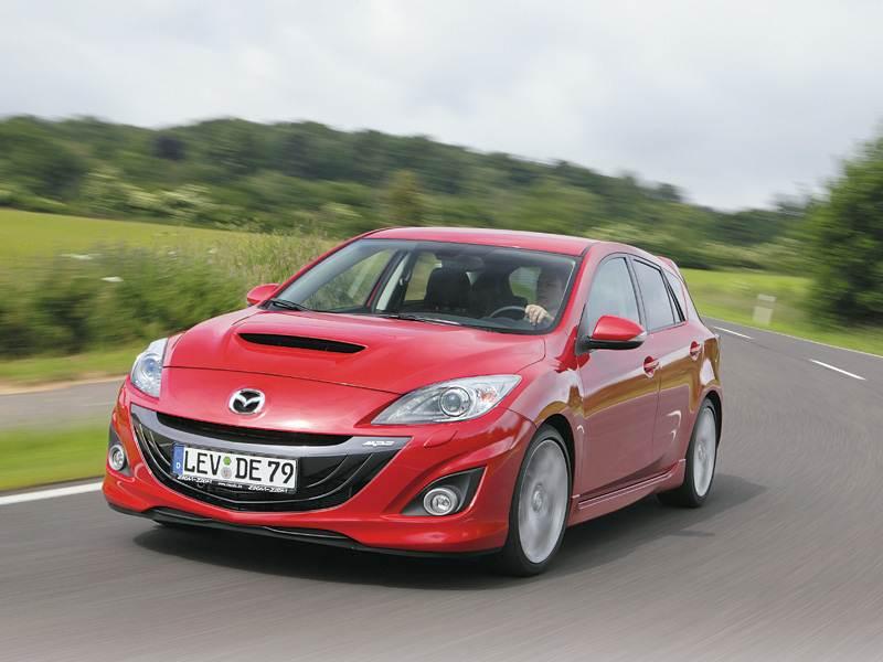 Новый Mazda 3 - Mazda 3 MPS