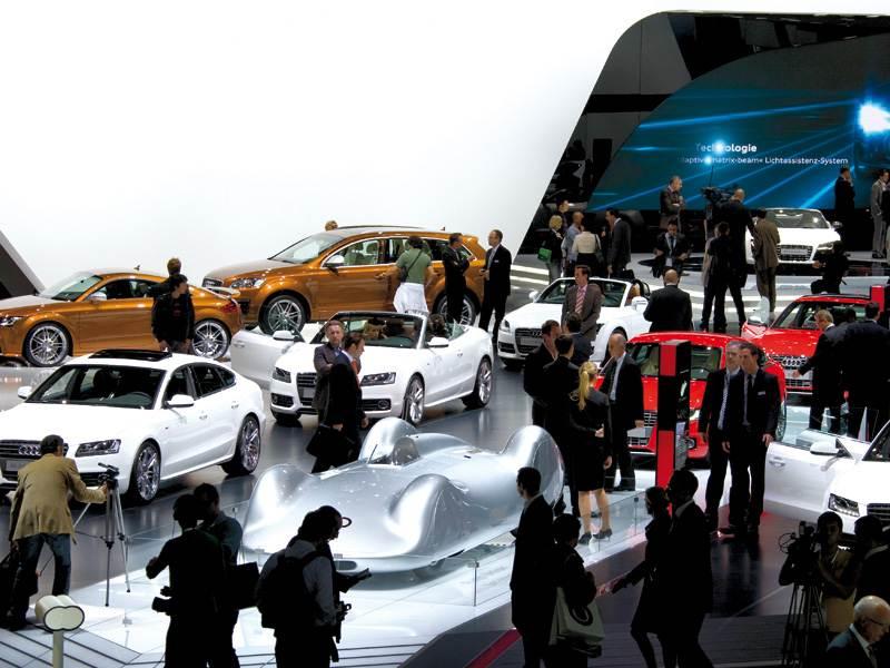 Франкфуртский автосалон-2009: точка зрения