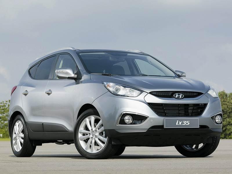 Hyundai, IX35
