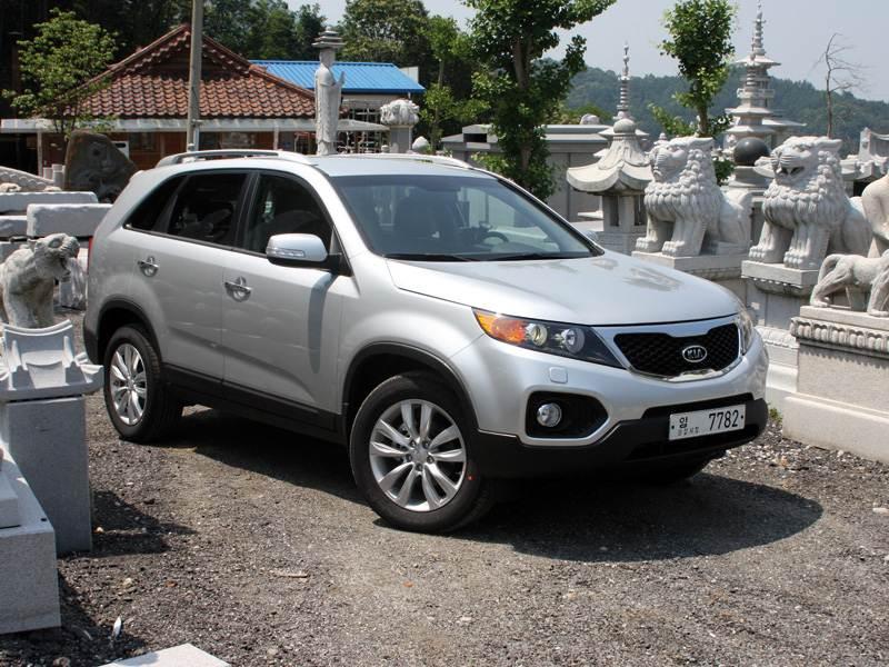 Выгодное предложение (Hyundai Terracan, Kia Sorento, SsangYong Rexton) Sorento поколение II