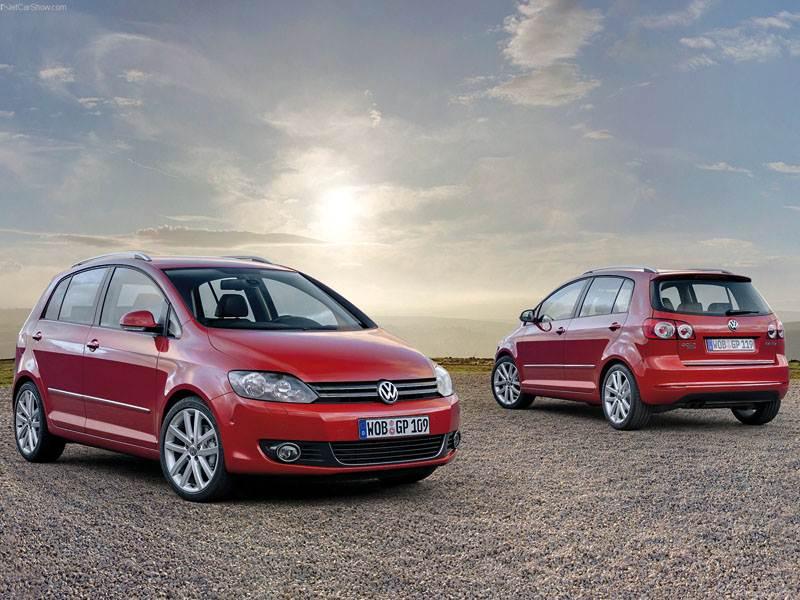"""Новый Volkswagen Golf - """"Volkswagen Golf Plus"""""""