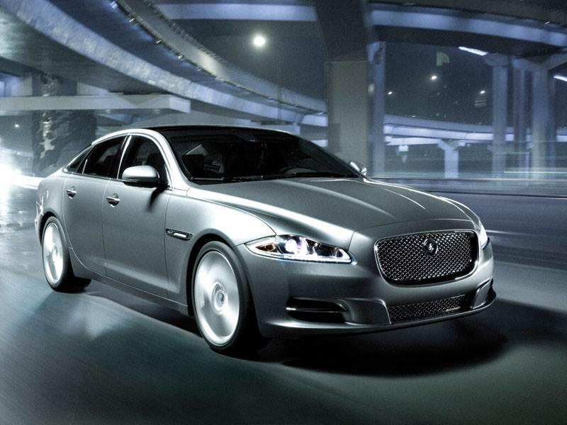 Новый Jaguar XJ - Высшая проба
