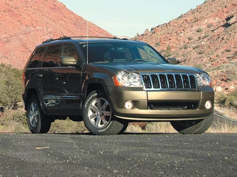 "Новый Jeep Grand Cherokee - ""Jeep Grand Cherokee"""