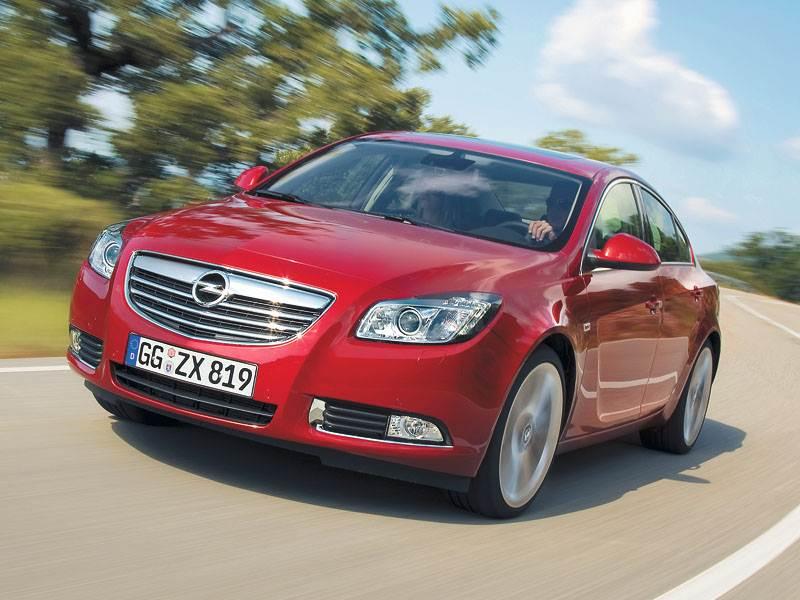 """Новый Opel Insignia - """"Opel Insignia"""""""
