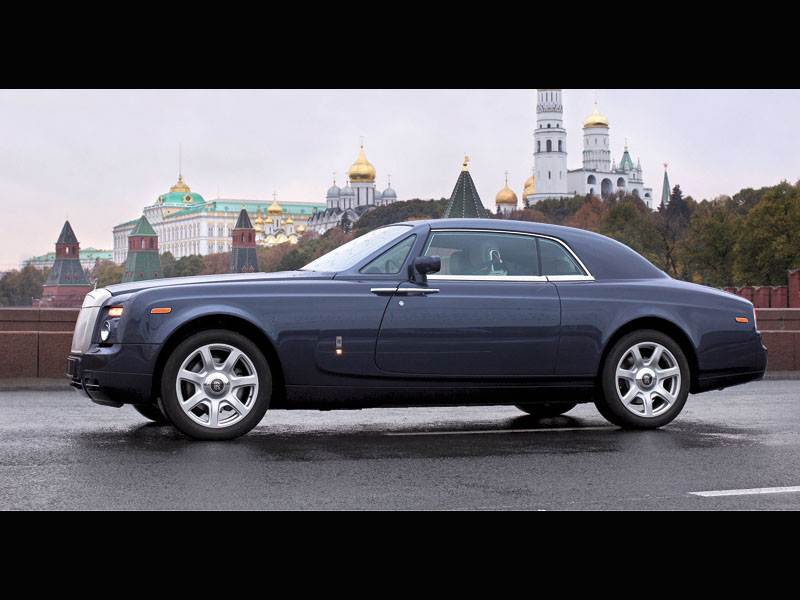 """Rolls-Royсe Phantom Coupe"""