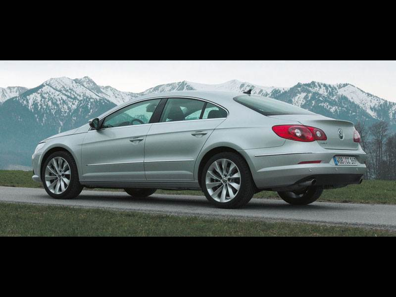 """Новый Volkswagen Passat CC - """"Volkswagen Passat CC"""""""