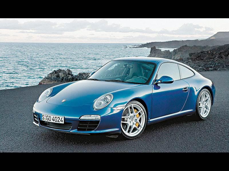 """Новый Porsche 911 Carrera - """"911-й"""" стал еще совершеннее"""