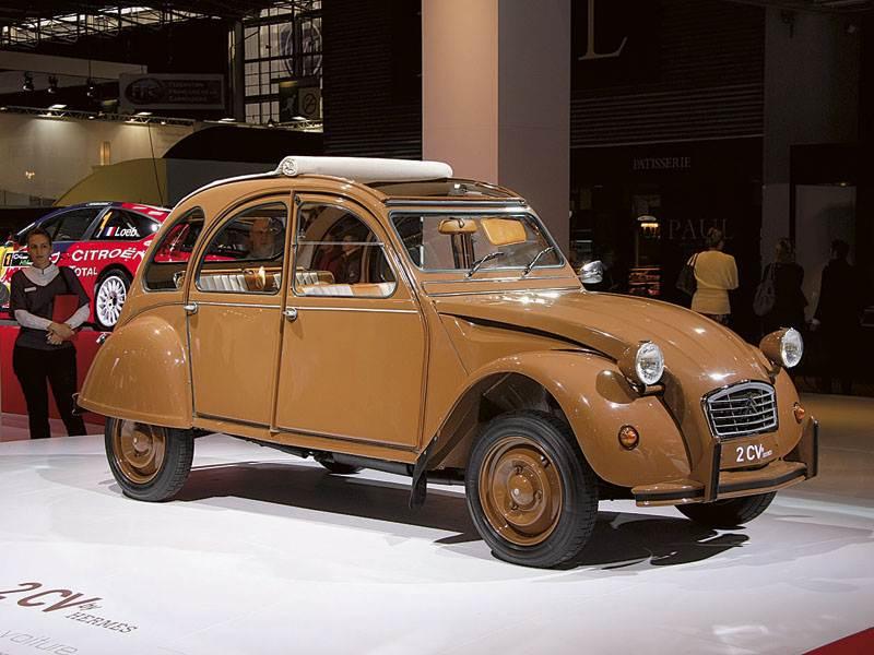 Парижский автосалон - 2008: легковые автомобили