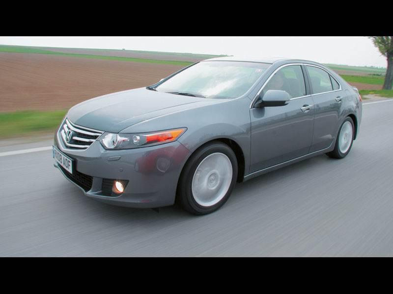 Новый Honda Accord - Honda Accord