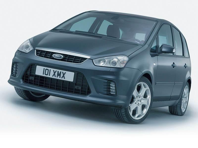 "Новый Ford C-Max - ""C-Max"" без фокусов"
