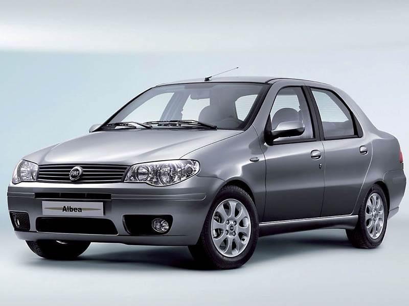 Новый Fiat Albea - Еще одна модель от FIAT