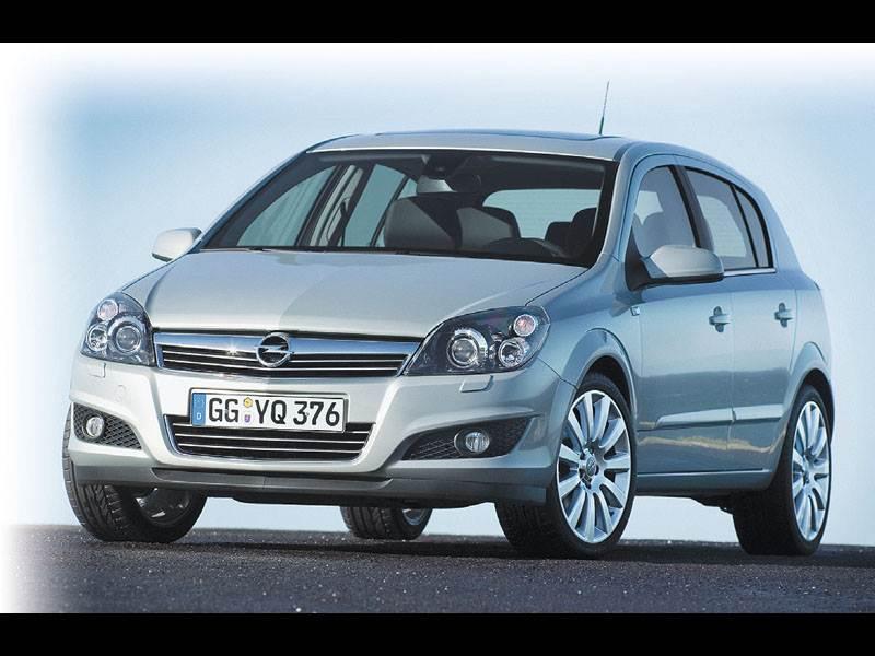 """Новый Opel Astra - """"Астру"""" ждет модернизация"""