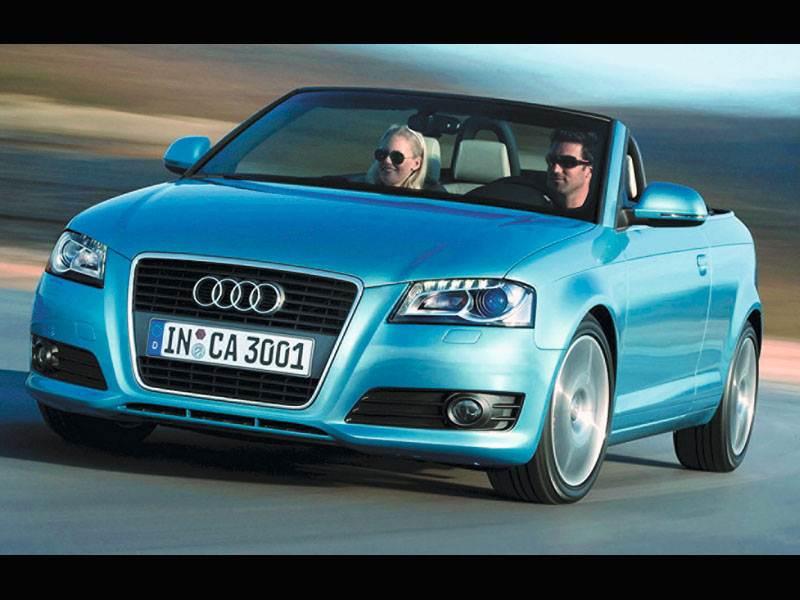 Новый Audi A3 - Подготовка к летнему сезону