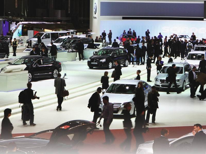 Женевский автосалон 2008: На ближайшее будущее