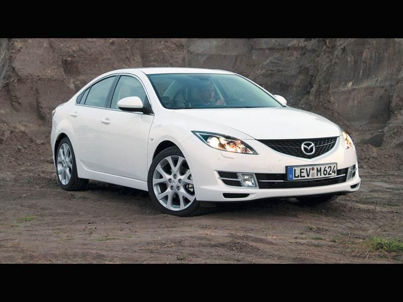 """Новый Mazda 6 - """"Mazda 6"""""""