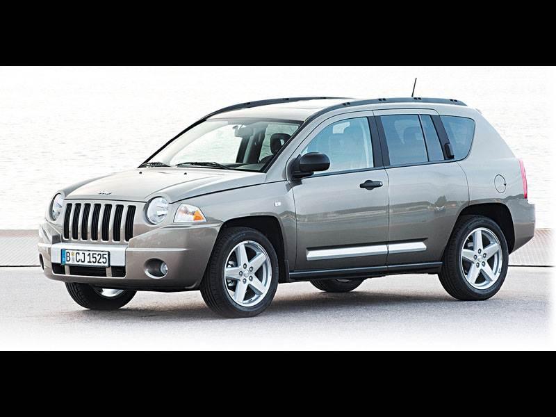 """Новый Jeep Compass - Путь по """"Компасу"""""""