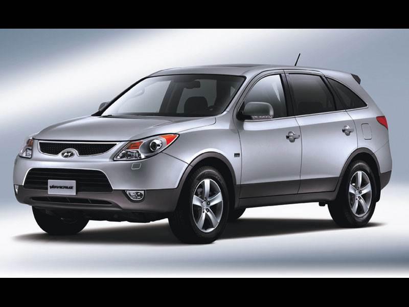 """Новый Hyundai IX55 - """"Hyundai"""" высшей категории"""