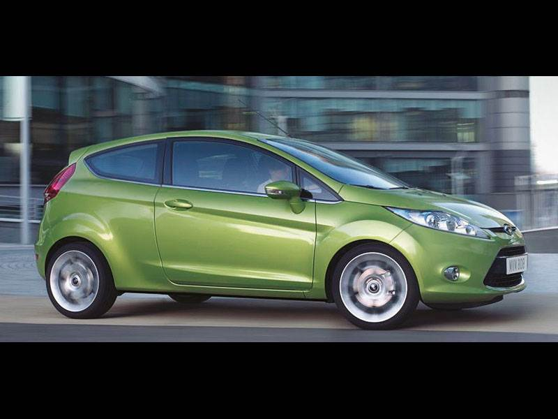"""Новый Ford Fiesta - Ждем новую """"Фиесту"""""""