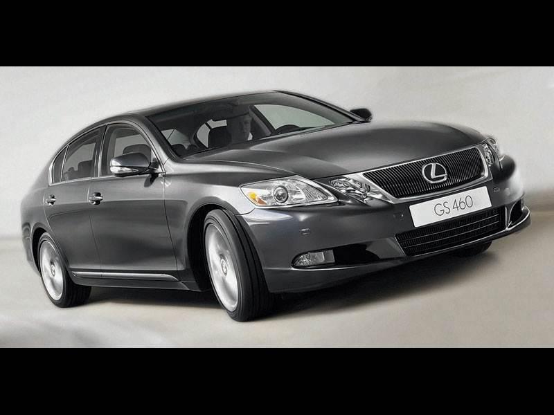 Новый Lexus GS - Lexus GS