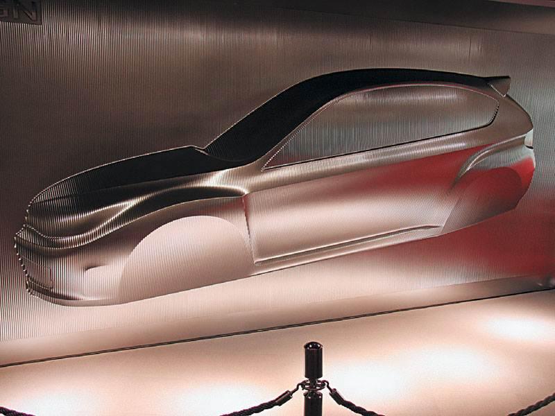 Токийское моторшоу 2007: легковые автомобили