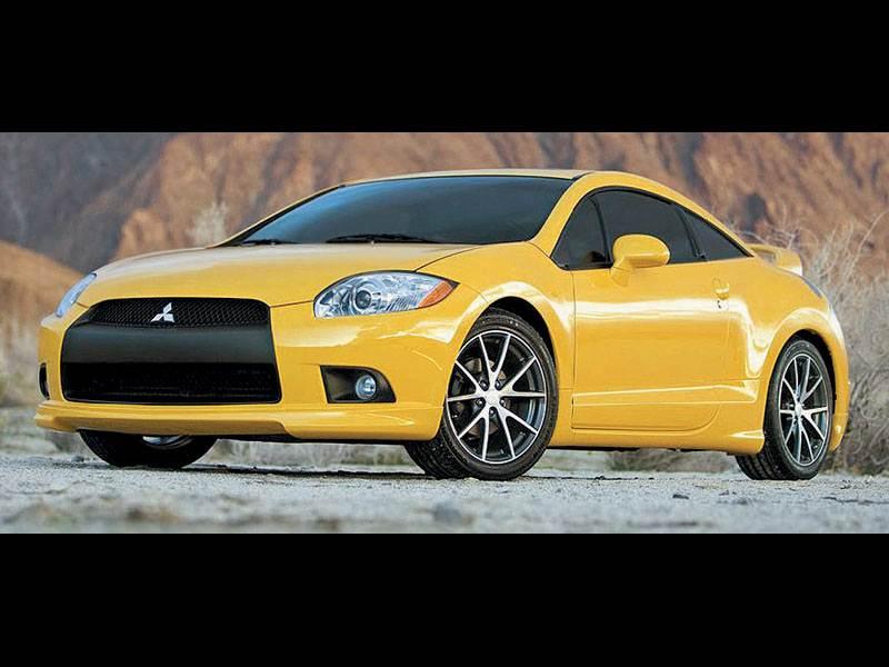 """Новый Mitsubishi Eclipse - Макияж для """"Eclipse"""""""