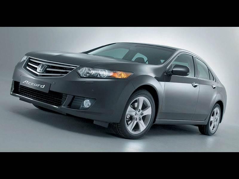 """Новый Honda Accord - Седьмой """"Ассоrd"""""""