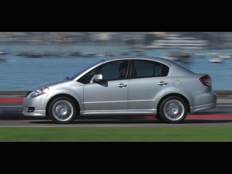 """Новый Suzuki SX4 - """"Suzuki SX4 Sedan"""""""