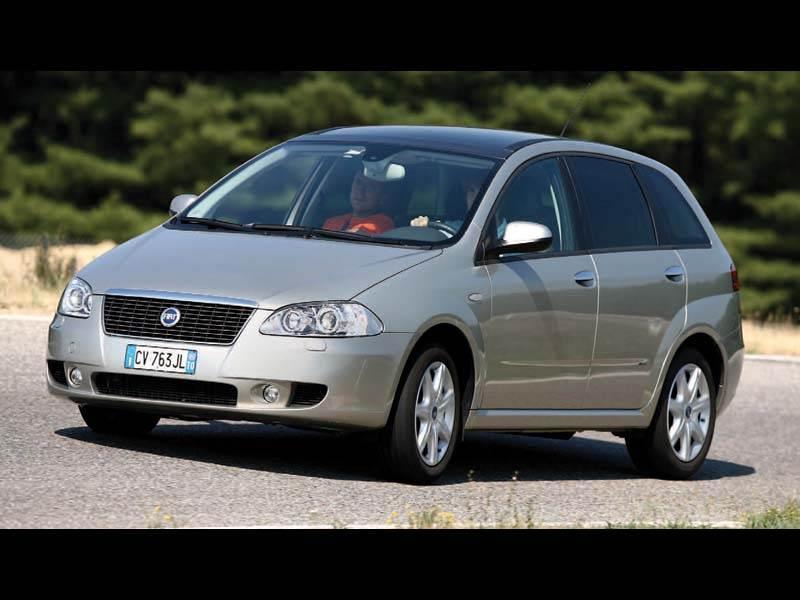 Новый Fiat Croma - Между универсалом и минивэном: Fiat Croma