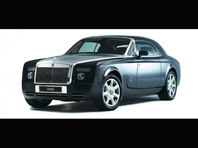 """Купе от """"Rolls-Royce"""""""