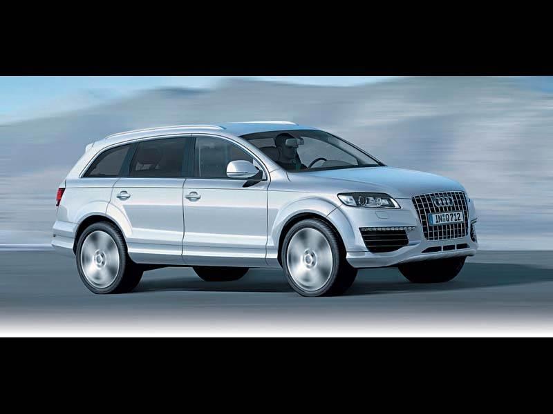 """Новый Audi Q7 - Супердизель для """"Q7"""""""