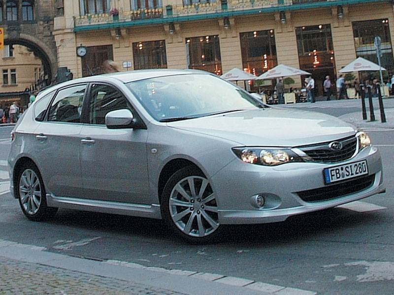 "Новый Subaru Impreza - ""Subaru Impreza"""