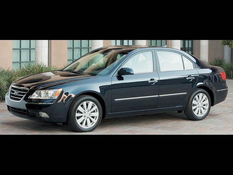 """Новый Hyundai Sonata - """"Sonata"""" меняет имидж"""