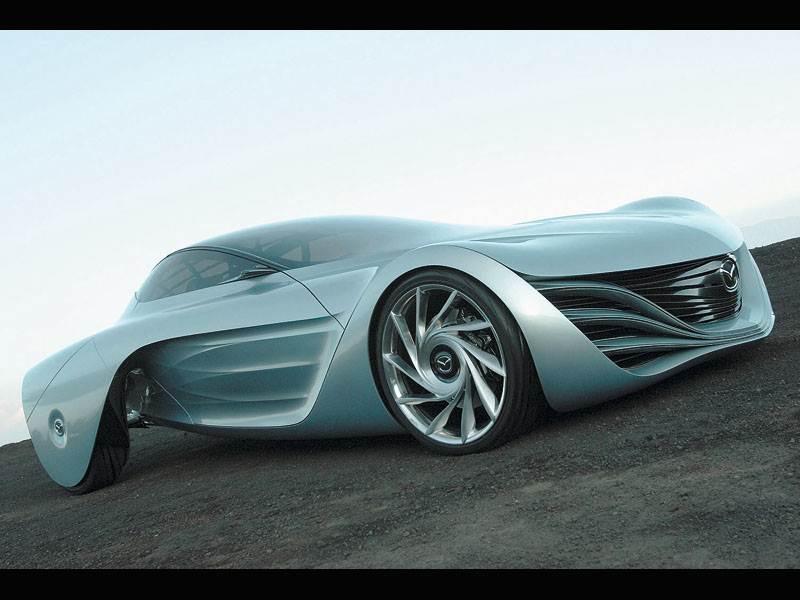 """Концепция от """"Mazda"""""""