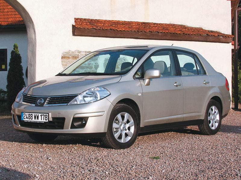 "Новый Nissan Tiida - ""Nissan Tiida"""