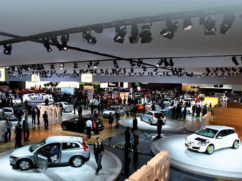 Франкфуртский международный автосалон 2007: Мощь и экология