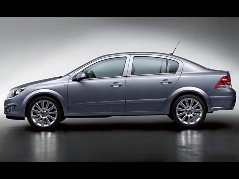 """Новый Opel Astra - """"Opel Astra Sedan"""""""