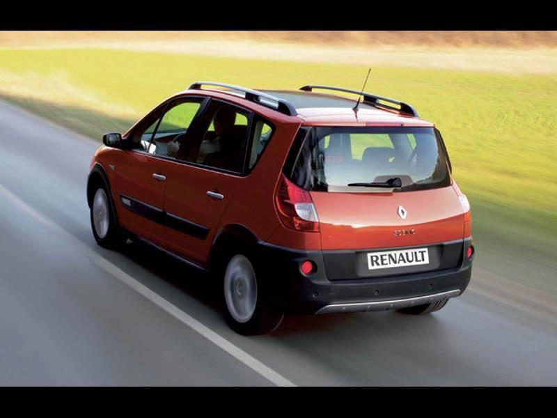 "Новый Renault Scenic - ""Renault Scenic Conquest"""