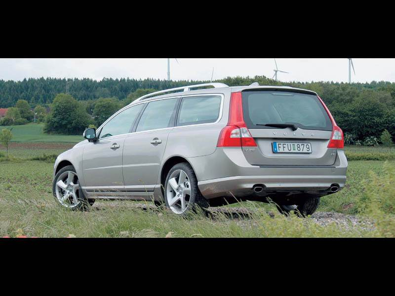 """Новый Volvo V70 - """"Volvo V70"""""""