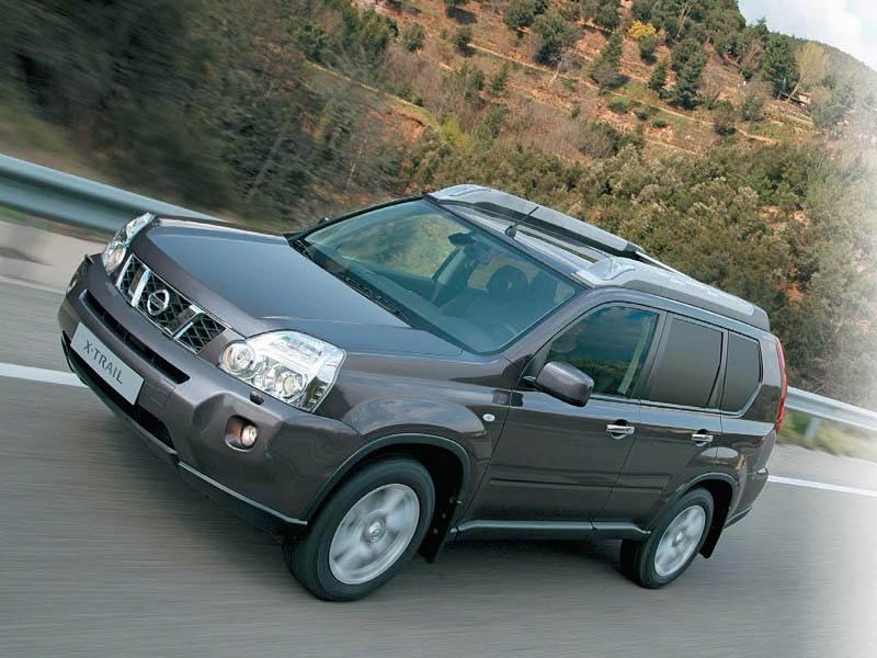 "Новый Nissan X-Trail - ""Nissan X-Trail"""