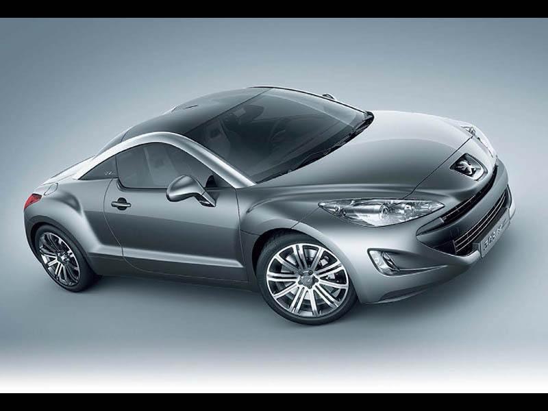 """Новый Peugeot RCZ - """"Peugeot"""" бросит вызов """"Audi TT""""?"""